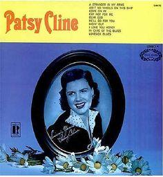 Patsy Cline - Patsy Cline-Hallmark Records - SHM 713 - Vinyl, LP, Compilation, Reissue - 1966 -UK
