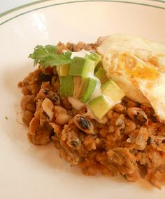 A New Twist on a Classic New Year's Tradition~Southwestern Black Eyed Peas
