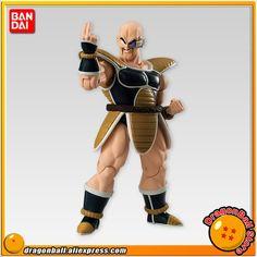 "33.06$  Watch now - http://ali6nv.shopchina.info/1/go.php?t=32817646631 - ""Japan Anime """"Dragon Ball Z"""" Original BANDAI Tamashii Nations SHODO Vol.4 Action Figure - Nappa (9cm tall)""  #buymethat"