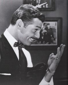Clark Gable in San Francisco (1936)