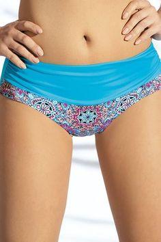 Ava kalhotky SF25 znaménko plus SF25 AVA plavky. Dámské kalhotky zdobené barevnými květinovým motivem. Vysoké boky pomůže skrýt nedokonalosti. http://www.cosmopolitus.com/figi-sf25-plus-avafisf25x-p-98156.html #saty, #koupaní, #spodnípradlo, #kalhotky, #kalhotky, #bazen, #prazdniny, #prazdniny, #XXL, #bikiny, #sportovní