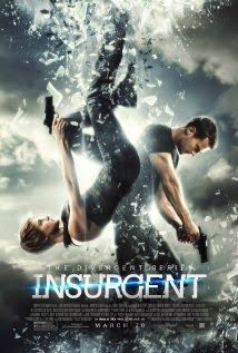 Gloria Oliver - Unveiling the Fantastic: Movie Review - Insurgent (Forgot to post it. DOH!)