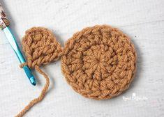 Crochet Gingerbread Man