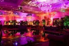Garden Inspired #Wedding with Lush of Purple