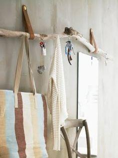 Natural hanger