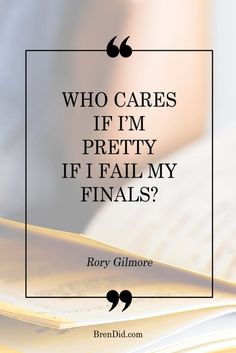 21 free printable Gilmore Girls quotes that will make you remember why you love Rory and Lorelai Gilmore AND the whole crazy Stars Hollow gang. Catch up with the entire Gilmore Girls cast before the new mini-series Gilmore Girls: A Year in the Life premiers on Netflix on November 25, 2016.