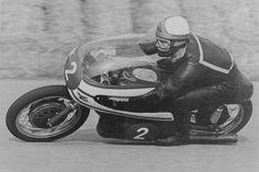 1964 - Moto Morini 250 - Giacomo Agostini. tarsilveira