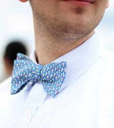 Ice Cream Cone Bow Tie - the best Father's Day Gift ever, especially the style sensitive men in your life! #bowtie #fathersday