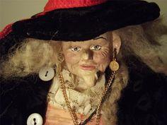 Handmade Witch By Kim Sweet~Kim;s Klaus