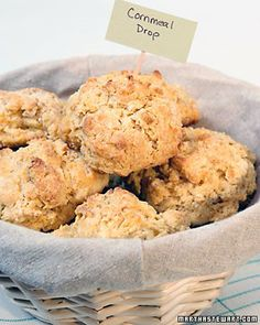 Cornmeal Biscuits With Cheddar And Chipotle Recipe — Dishmaps