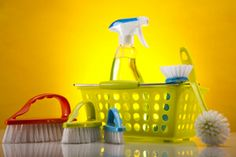 Homemade Cleaners | Stretcher.com - Recipes for all types of homemade cleaners.