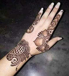Best 12 Go to my board for latest mehndi designs…. Latest Arabic Mehndi Designs, Full Hand Mehndi Designs, Mehndi Designs For Girls, Stylish Mehndi Designs, Mehndi Designs For Beginners, Dulhan Mehndi Designs, Mehndi Design Photos, Wedding Mehndi Designs, Mehndi Designs For Fingers