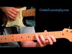 c60f2f83fd Red Hot Chili Peppers - Under The Bridge Guitar Lesson Pt.1 - Intro & Verse  One