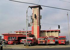 seattle fire department | Seattle Fire Department, Station 5 | Flickr - Photo Sharing!