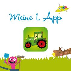 My First App Vehicles - great app for preschool kids!