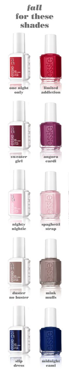 Make your appointment for long lasting color at an essie gel salon near you.