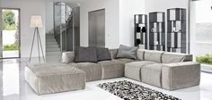 Contemporary Italian Sectional Sofas Part III