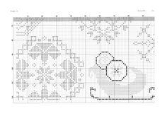Snowy Christmas • 6/8 LHS Lower Corner