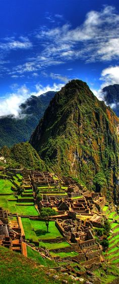 Machu Picchu and Huayna Picchu, Urubamba, Peru. Check out some of the world's most spectacular secrets at theculturetrip.com