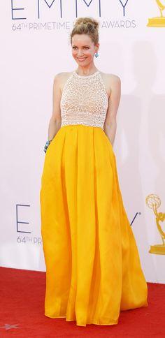 Leslie Mann Emmy awards 2012