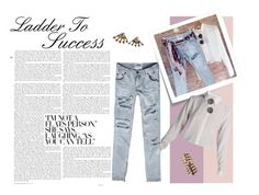 """Ladder To Success"" by styligion on Polyvore"