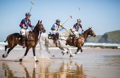 Veuve Clicquot Polo on the Beach Cornwall
