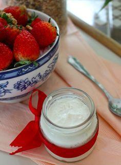 Sabores y Colores con Beth: paso a paso como hacer Yogurt Griego Natural (sin yogurtera). Step by Step to make your Greek Yogurt (not machine yogurt-make)