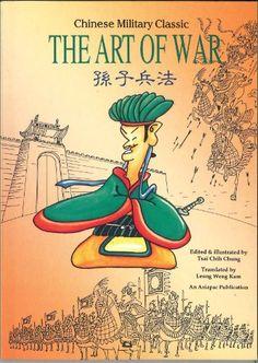 Art of War (Asiapac Comic Series) by Chih Tsai Chung https://www.amazon.com/dp/9971985608/ref=cm_sw_r_pi_dp_x_qDkaAbZ3E9KMS