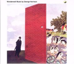 George Harrison - Wonderwall Music (2014)