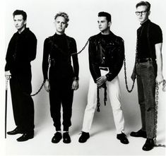 Depeche Mode 'The Bondage Days'