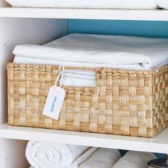 Linen Closet Inspiration - BHG Style