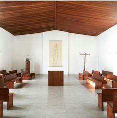 Capela da Universidade Católica de Pernambuco - C.Pastro