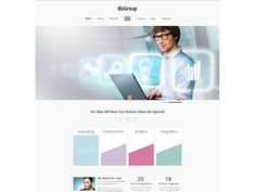 Business responsive templates black personal organizing small free business html5 theme freebbble free website templatesbootstrap friedricerecipe Gallery