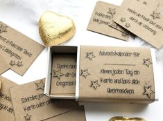 small advent calendar for the matchbox or other small storage . - small advent calendar for the matchbox or other small storage – with template for printing - Advent Calenders, Diy Advent Calendar, Calendar Ideas, Christmas Time, Christmas Crafts, Christmas Decorations, Holiday Decor, Craft Gifts, Diy Gifts