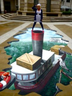 Seafarers 3D art
