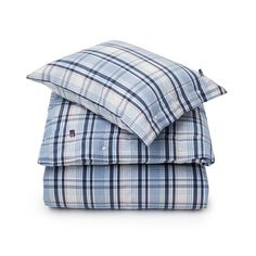 Our Madrass Check Pillowcase in multi colors, features a timeless Lexington look. In a check design of poplin cotton, brings a cozy and inviting touch to your bedroom. With Lexington rubber button closures on the pillowcase. New England Bedroom, Lexington Company, Colorful Bedding, King Size Duvet, Bed Linen Design, New England Style, Spring Collection, Home Collections, Home Textile