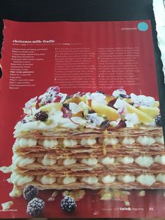 Food ideas magazine recipe cards pinterest ideas magazine food ideas magazine forumfinder Image collections