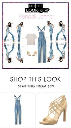 """""""Kendall Jenner Get The Look For Less"""" by itsivanasmith on Polyvore featuring Nine West, MANGO, women's clothing, women's fashion, women, female, woman, misses and juniors"""