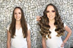Mega Hair Torriton #megahair #cabeloslongos #cabelosvolumosos #cabelodossonhos #cabelossaudaveis #curitiba #torriton Hair Beauty, Long Hair Styles, Hair Poof, Full Weave, Long Hair Updos, Weave Hair Extensions, Dream Hair, Keratin, Hair And Beauty