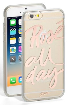 Sonix 'Rosé All Day' iPhone 6 Case available at #Nordstrom