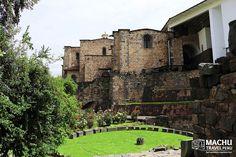 Sun Temple Qoricancha #TempleQoricancha #BestOfPeru #Cusco #Peru #MachuTravelPeru #CustomMadeTours #Travel #SharingPleasantMoments