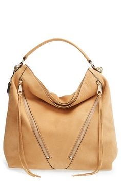 Rebecca Minkoff Moto Hobo Bag available at #Nordstrom