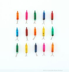 """Rainbow Lights"" by Jennifer Booher"