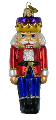 The Merck Family's Old World Christmas Glass Ornament - Nutcracker Prince Old World Christmas http://www.amazon.com/dp/B001N4KDIG/ref=cm_sw_r_pi_dp_d7cOub125W9MZ
