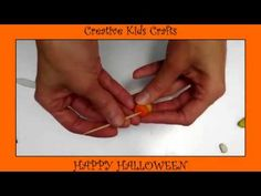 Halloween Clay Candy Decorations!