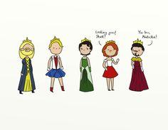 *bababug on deviantART Avengers princesses Baby Avengers, Avengers Art, Avengers Comics, Marvel Dc, Funny Marvel Memes, Marvel Jokes, Funny Cartoons, New Iron Man, Captain Rogers