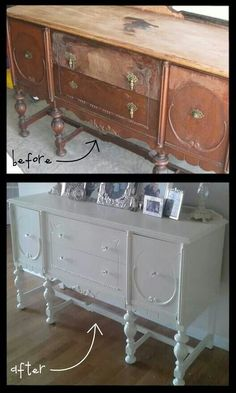 Upcycled Furniture Projects Refinished Möbelstück Repurposed Home Decor . Refurbished Furniture, Upcycled Furniture, Furniture, Furniture Makeover, Furniture Rehab, Diy Furniture, Furniture Restoration, Redo Furniture, Refinishing Furniture