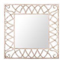 Esschert Design Aged Spiegel Vierkant