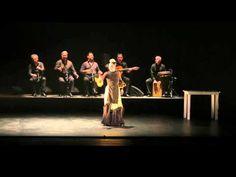 Eva Yerbabuena - City Center de New York - canal de vídeo