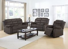 Sleeper Sofas Reclining Sectional Sofa with Right Side Loveseat Cup Holders and